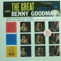 Benny Goodman... The Great Ben...