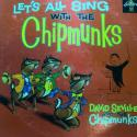 Chipmunks, Th... Let's All Sin...