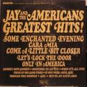 Jay And The A... Greatest Hits...